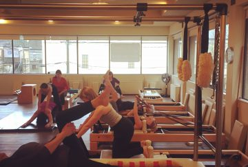 Group Pilates Workout at Boditree PIlates Vancouver