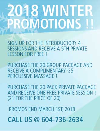 Winter 2018 promotion Boditree Pilates and Healing