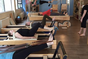 Apparatus Workout at Boditree Pilates