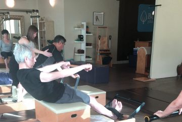 Boditree customized Pilates Workouts in group format